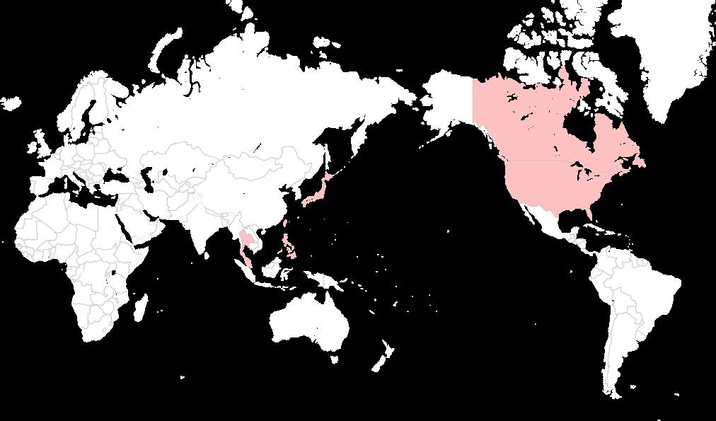 国内店舗MAP