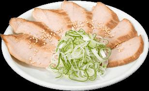 Toroniku (fatty meat)