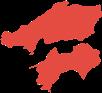 Chugoku and Shikoku Area